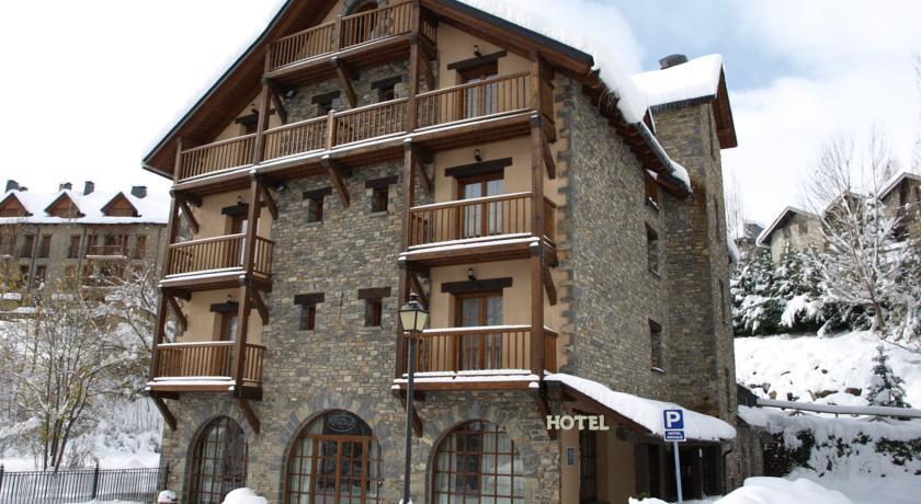 hotel con spa cerca de estaciones de esquí bocalé