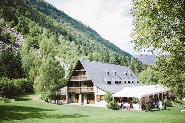 hotel con spa cerca de estaciones de esquí casa irene