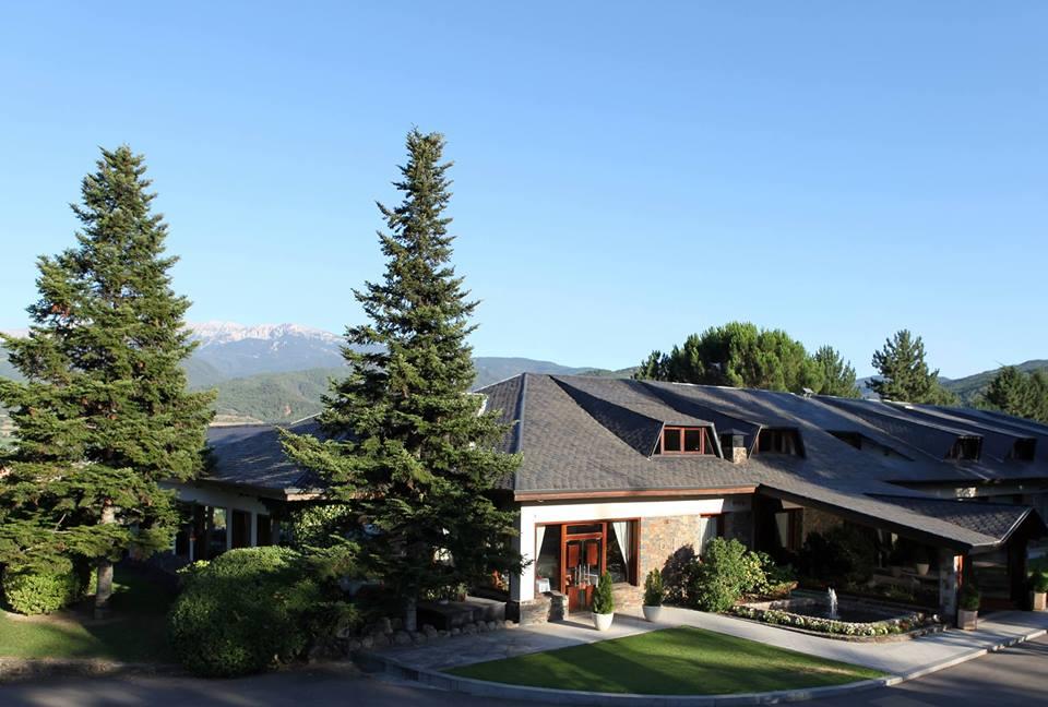 hotel con spa cerca de estaciones de esquí castell de ciutat spa