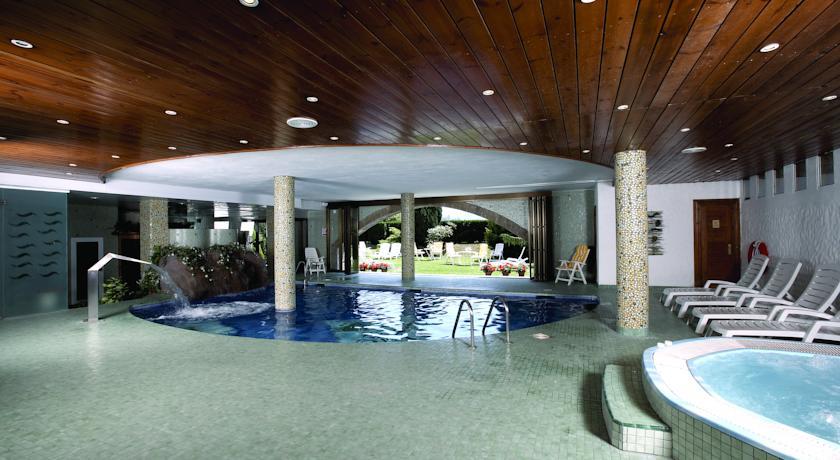 hotel con spa cerca de estaciones de esquí el grévol spa