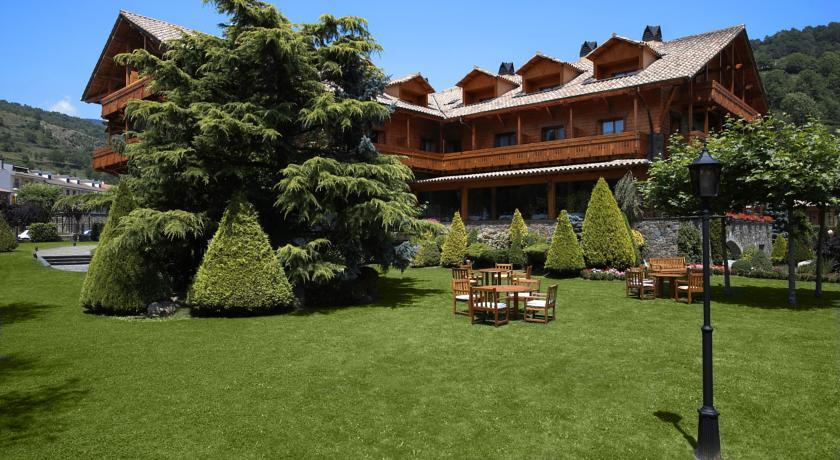 hotel con spa cerca de estaciones de esqui