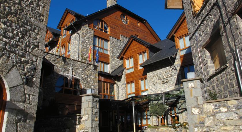 hotel con spa cerca de estaciones de esquí el privilegio