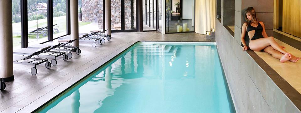 hotel con spa cerca de estaciones de esquí resguard dels vents spa