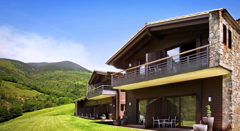 hotel con spa cerca de estaciones de esquí resguard dels vents