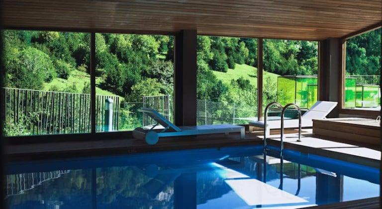 hotel con spa cerca de estaciones de esquí santa cristina spa
