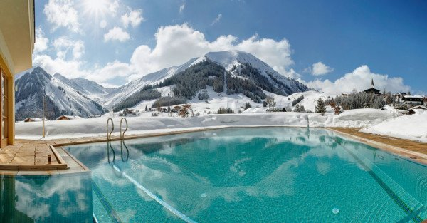 hoteles con spa cerca de estaciones de esquí