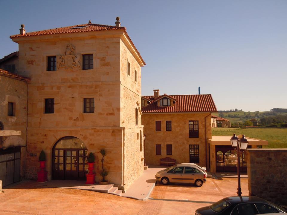 hoteles con encanto cerca de galizano spa la torre de los isla exterior