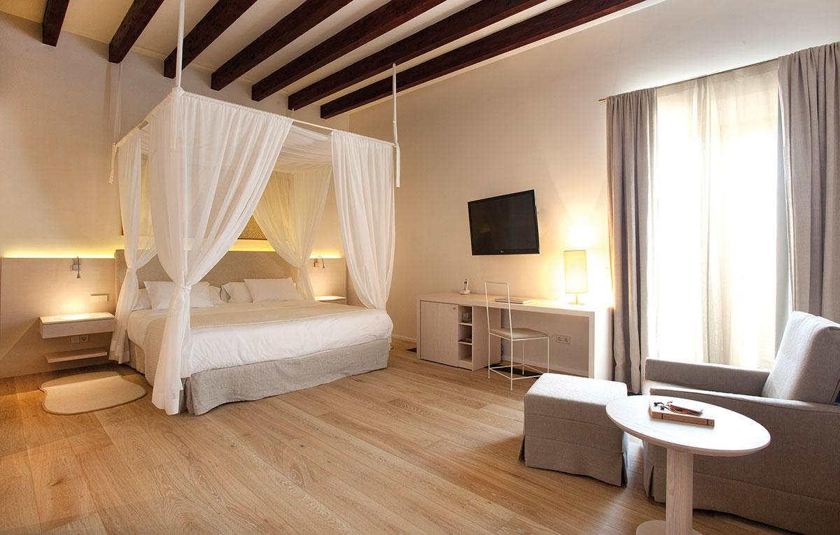 habitaciones romanticas fontsanta