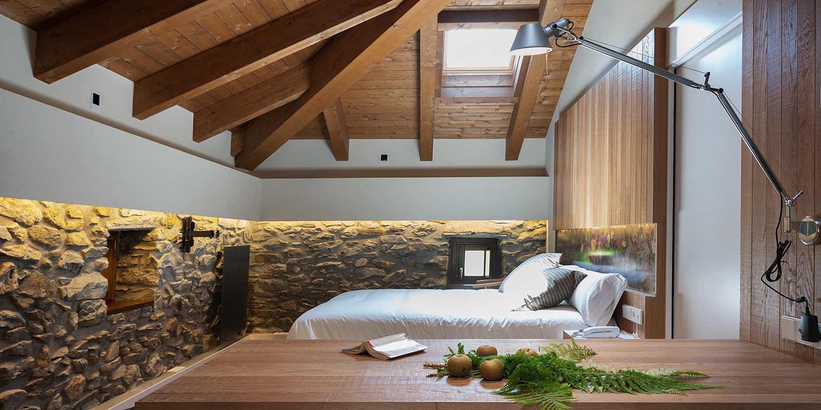 palacio de yrisarri hotel con encanto habitacion