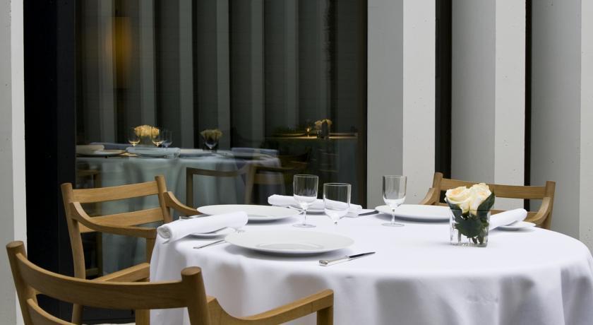 atrio hotel con encanto en caceres restaurante