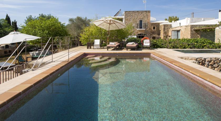 can partir hoteles con encanto íntimos piscina
