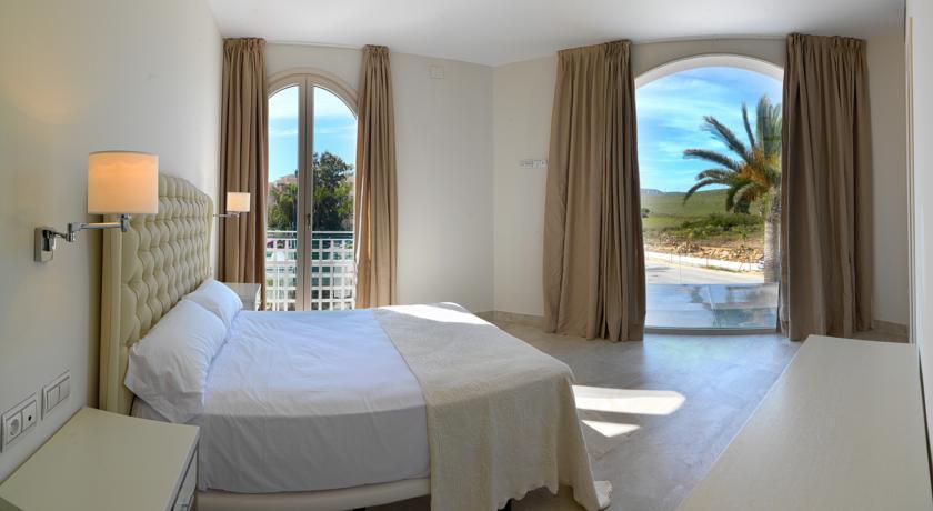 hotel con encanto en la costa de la luz atlantico habitacion