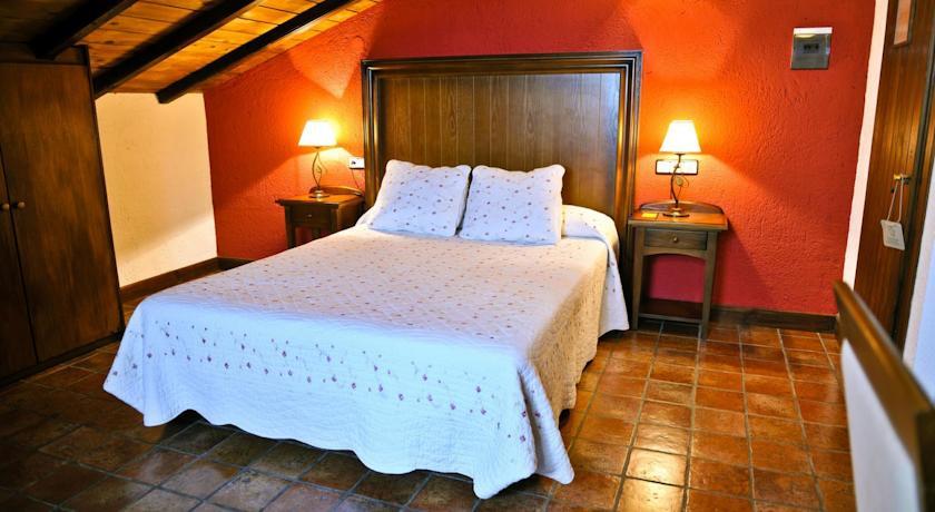 coto del valle cazorla hotel con vistas habitacion