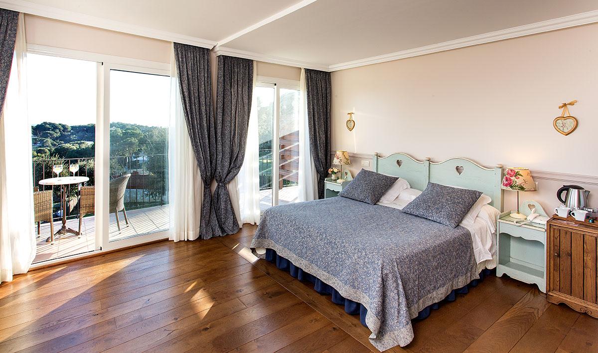 hotel costa catalana BLAUMAR HABITACION