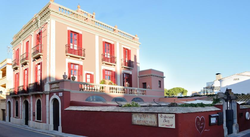 hotel costa catalana aiguaclara