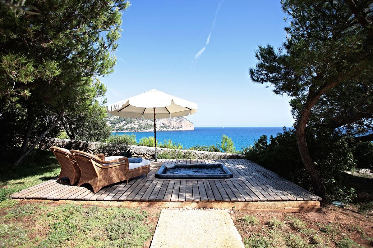 Los hoteles con las mejores vistas de espa a for Hoteles con habitaciones familiares en san sebastian
