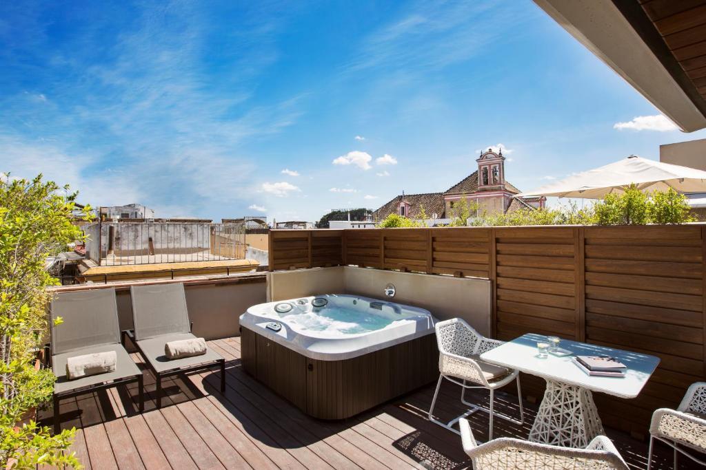 Tu escapada deluxe hoteles con habitaciones con jacuzzi exterior privado - Precio jacuzzi exterior ...