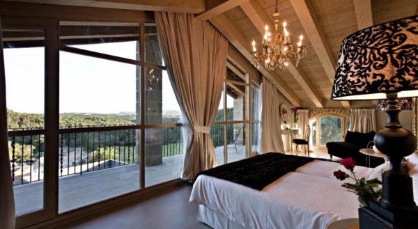 Los 10 hoteles mas romanticos de España