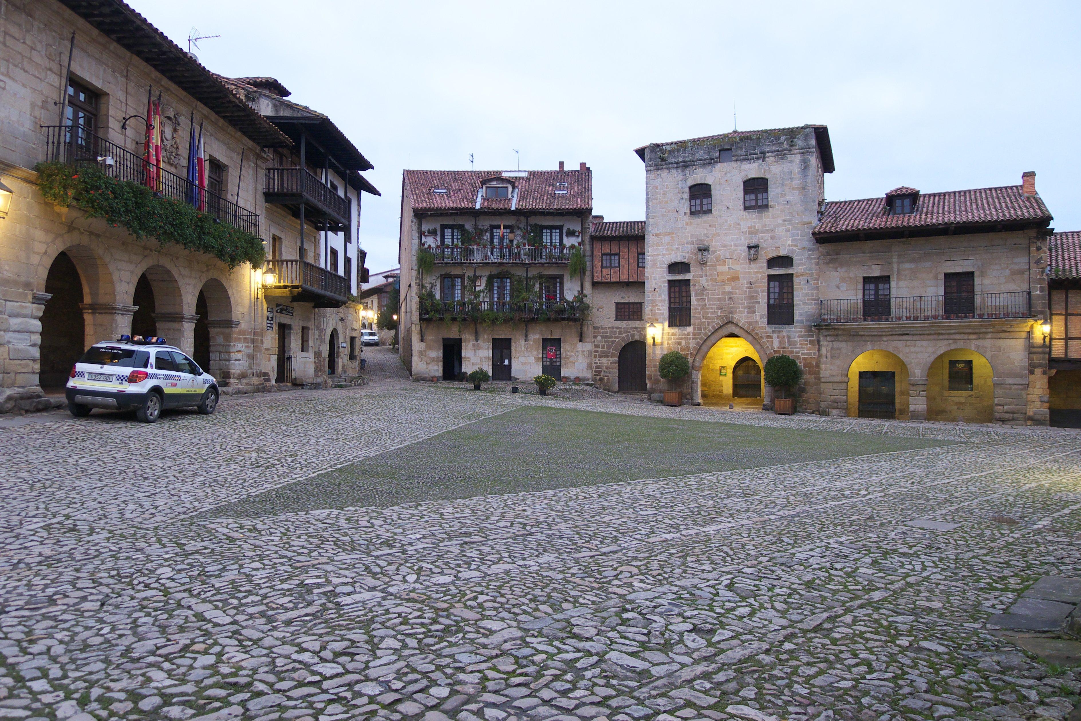 santillana-de-mar