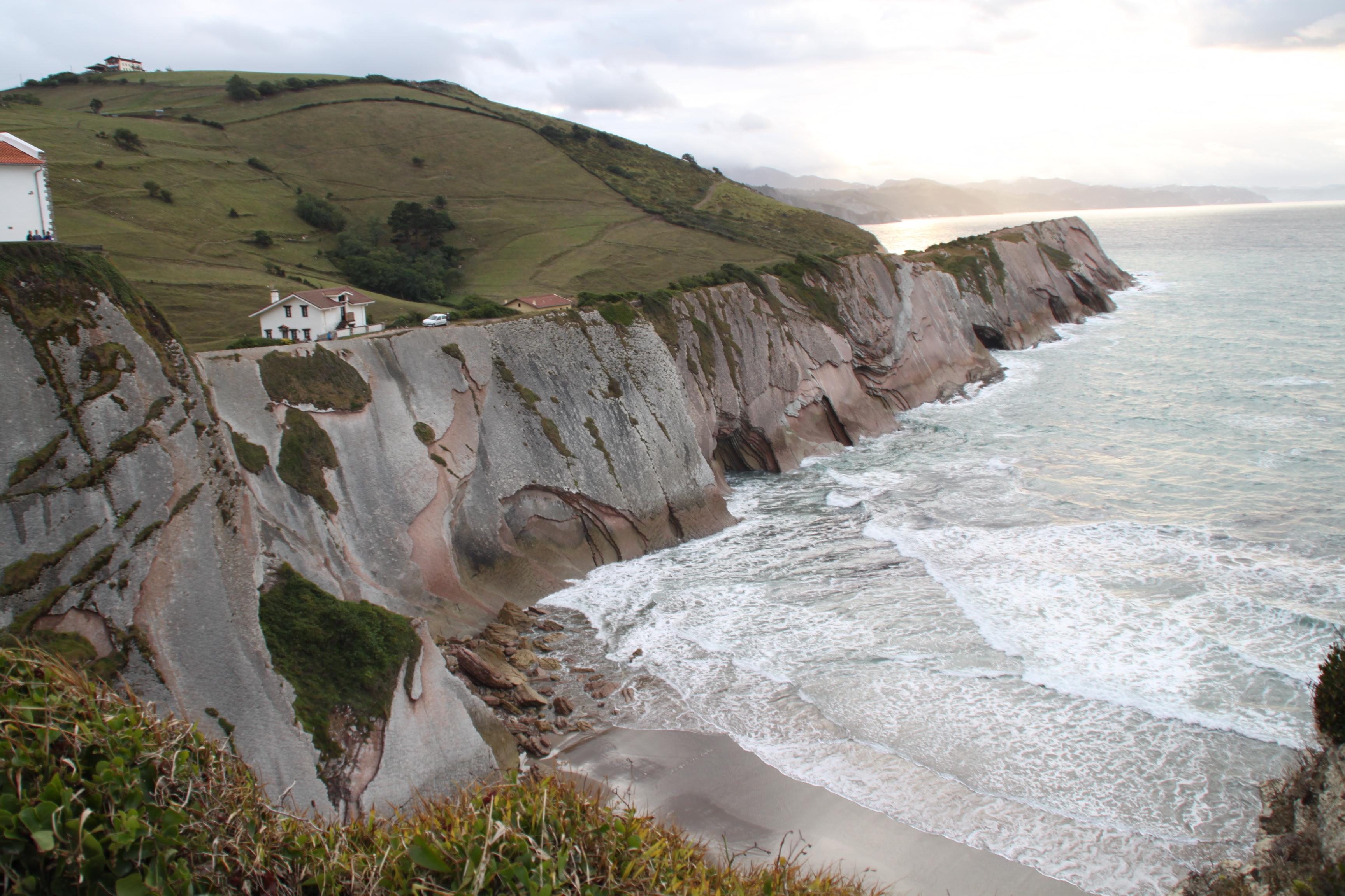 Paseo de Playa invierno ruta de FlysCh