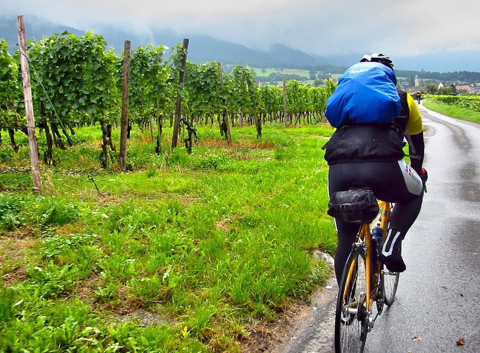 ruta de fin de semana en bicicleta la rioja