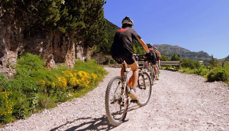 rutas de fin de semana en bicicleta
