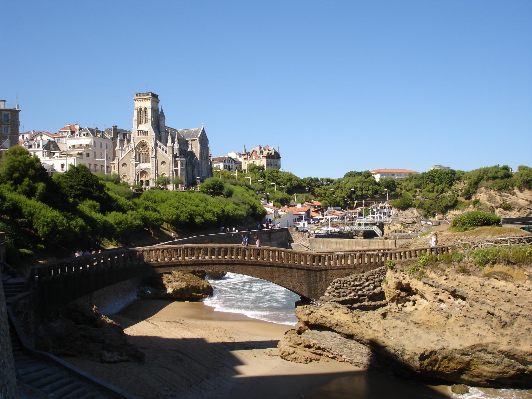 Biarritz rutas por gipuzkoa