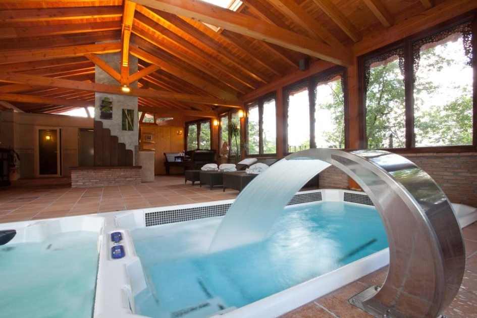 Top 5 hoteles rom nticos con spa privado for Hotel ortigia con spa