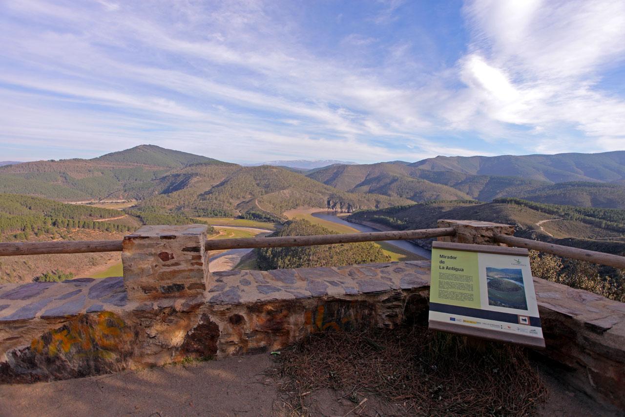 Mirador de las Antigua