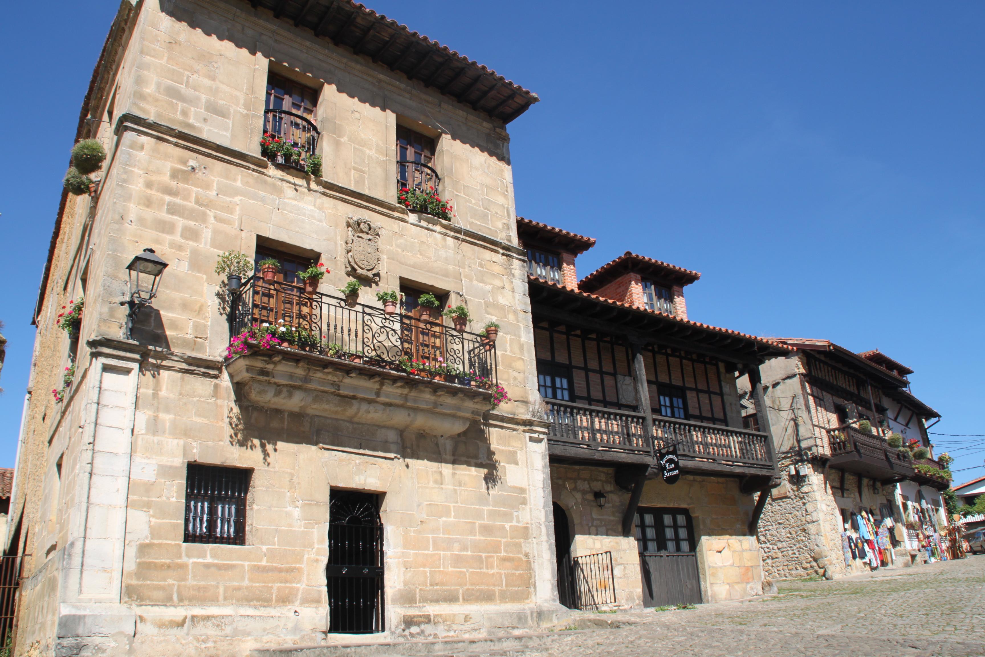Ruta Cantabria Santillana de Mar