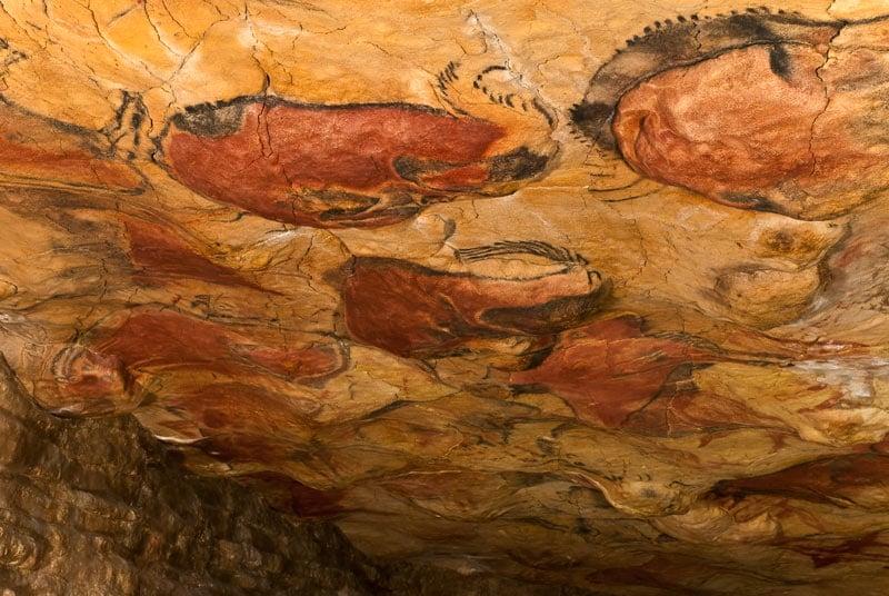 cuevas de altamira rutas por cantabria