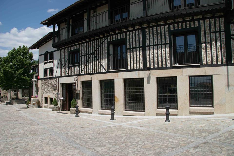 mogarraz hotel
