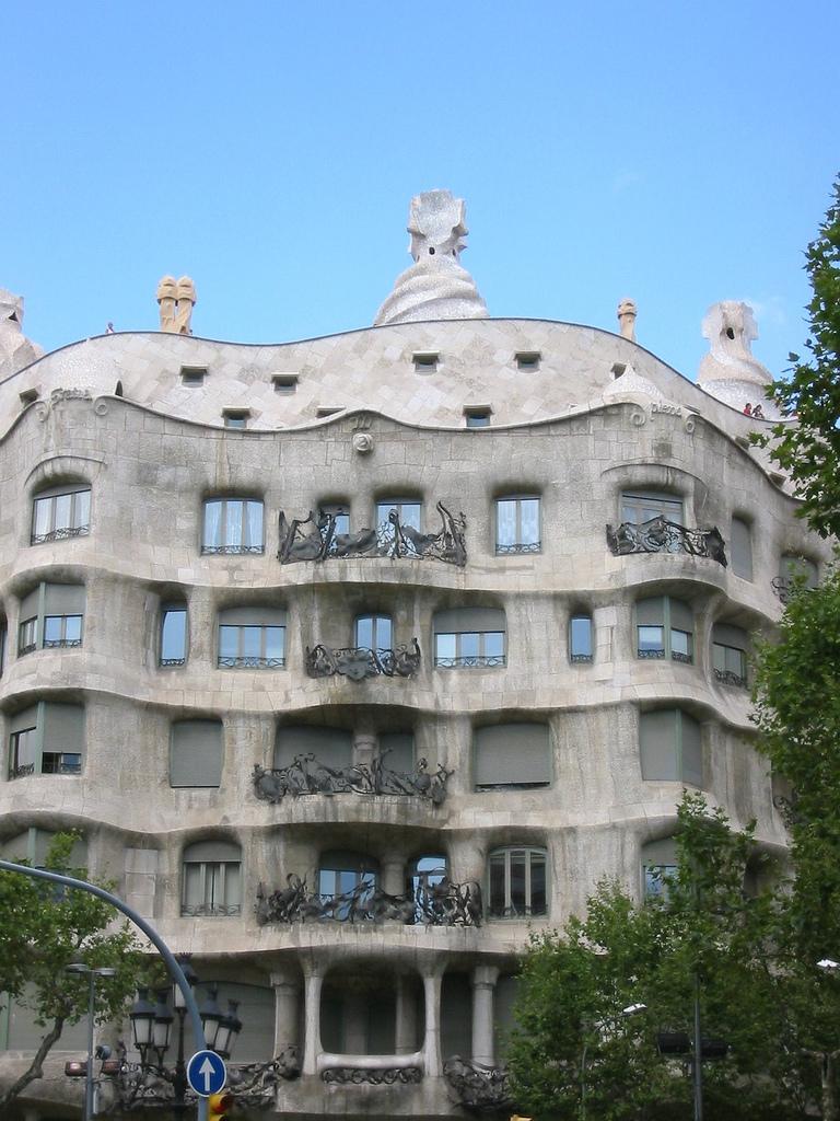 Casa Milà - Pedrera