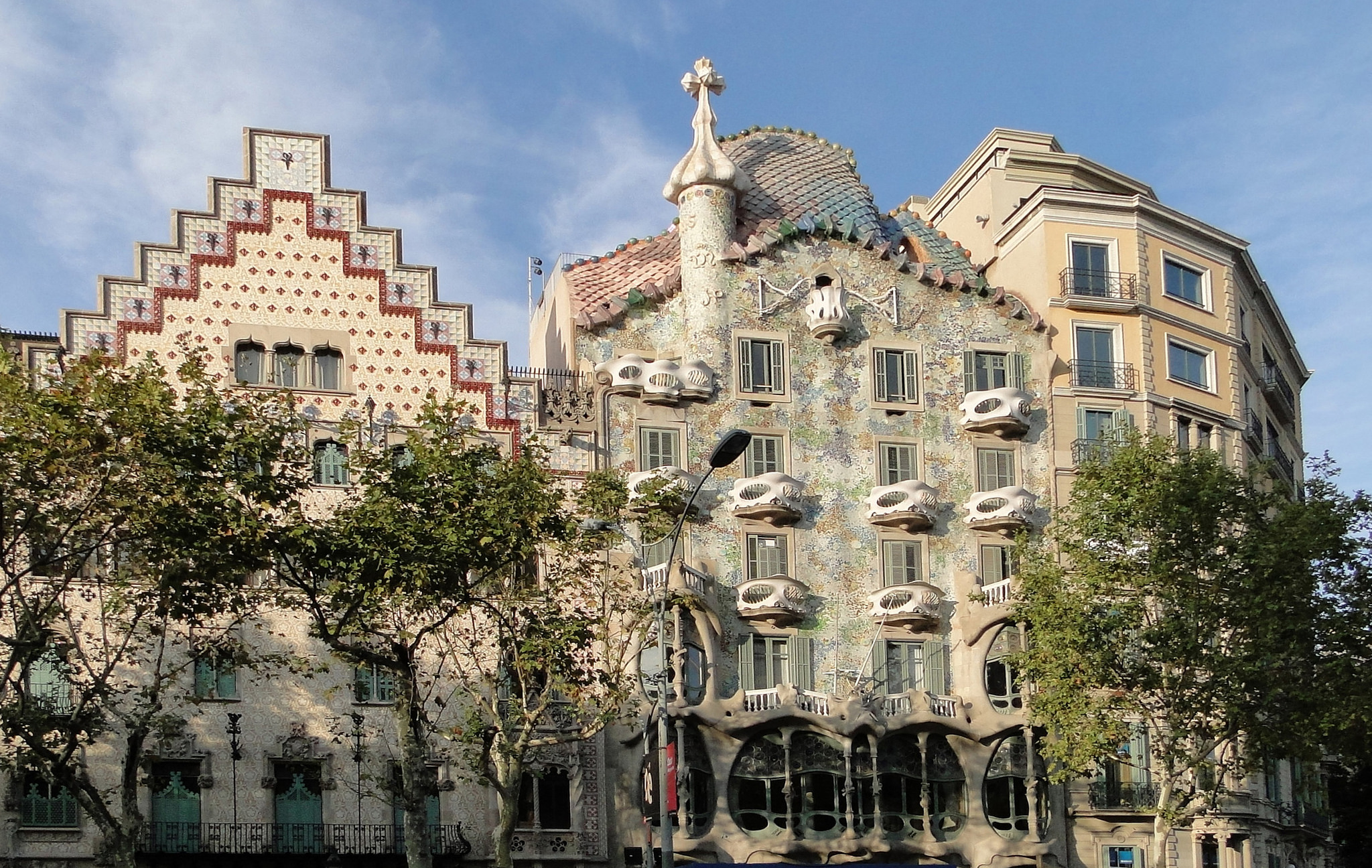 ruta modernista barcelona