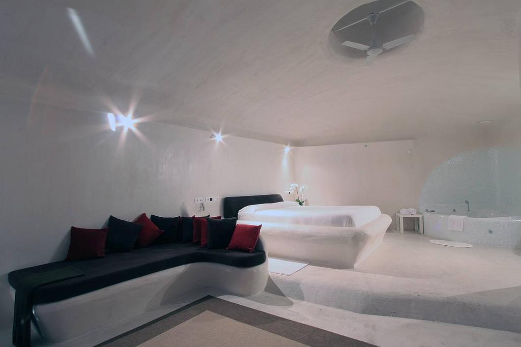 Habitacion con encanto las nubes interior