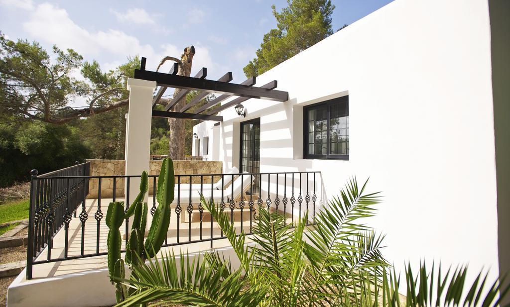Habitacion con encanto sa talaia terraza