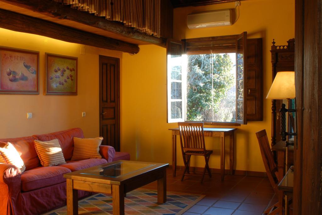 JARDIN DEL CONVENTO HOTELES CON VILLAS SALON