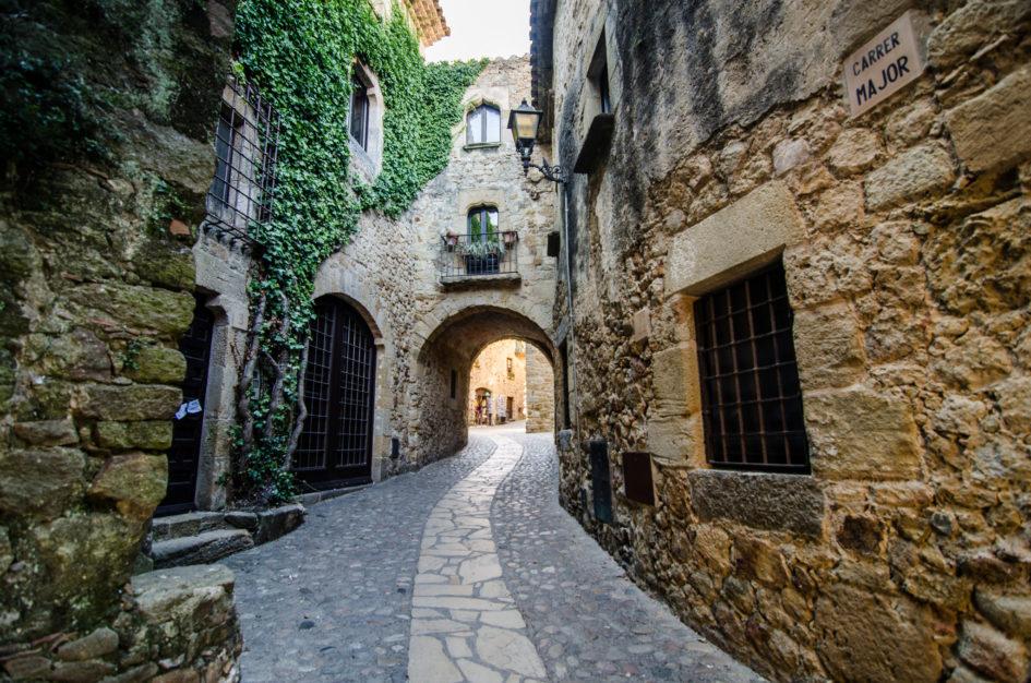 Pueblos Medievales Emporda