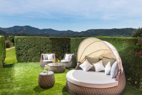 Hoteles con habitaciones con jardin