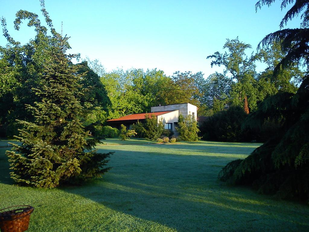 habitaciones con jardín