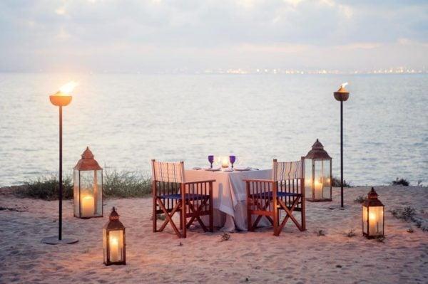 hoteles a pie de playa