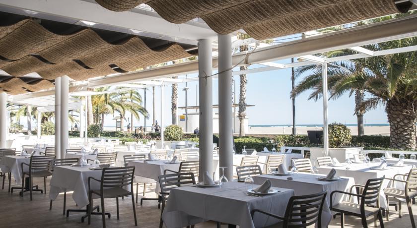 hoteles a pie de playa balandret