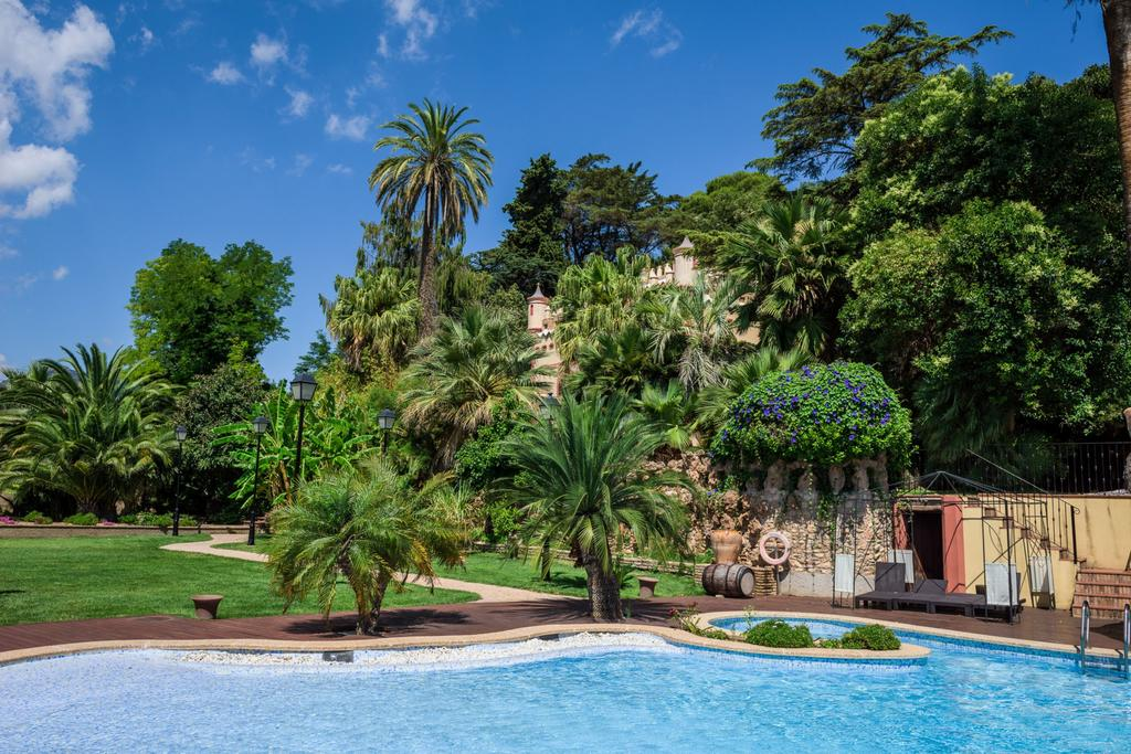 villa retiro piscinas naturales