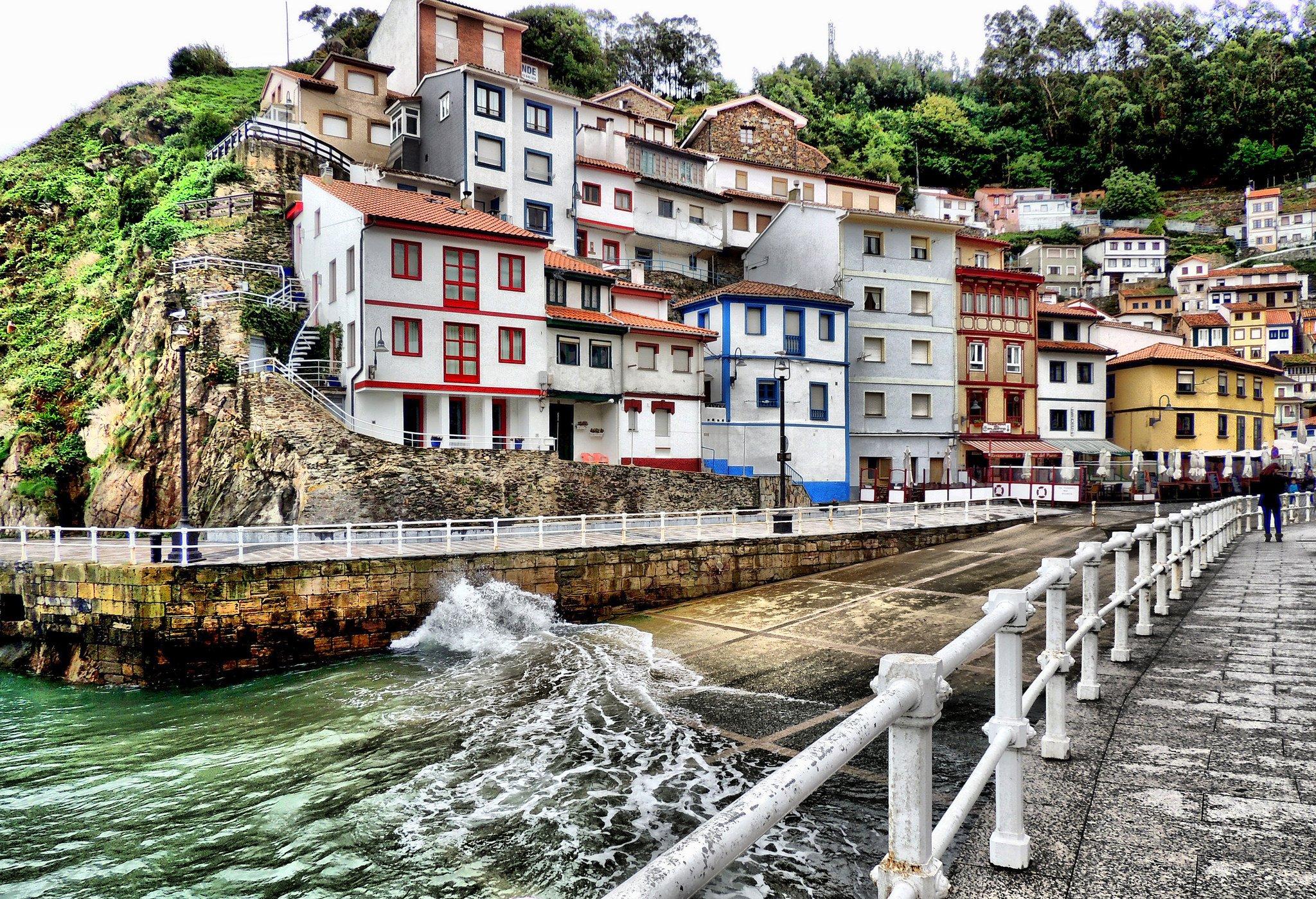 Lugares imprescindibles de Asturias cudillero