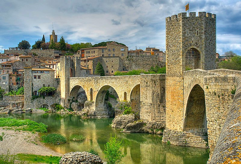 Rutas por Girona Besalu