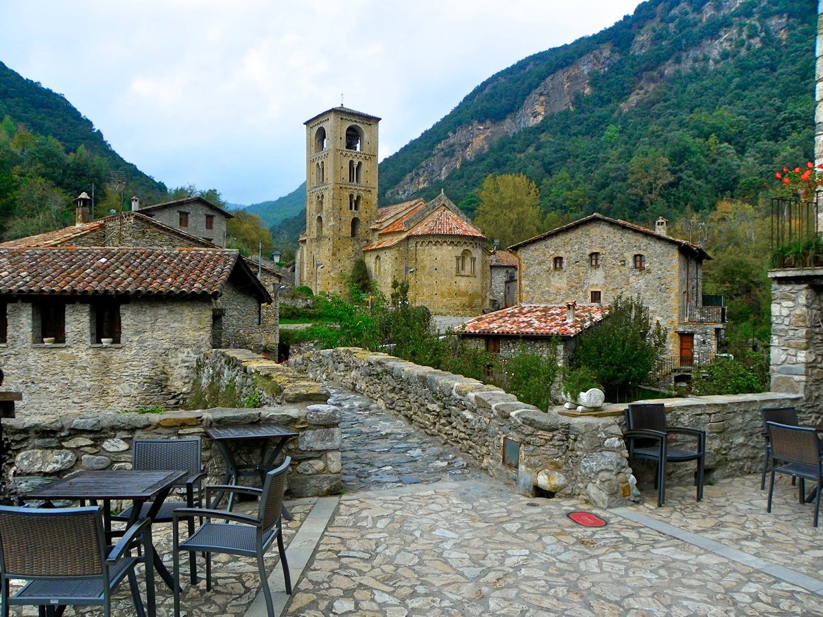 Rutas por Girona beget