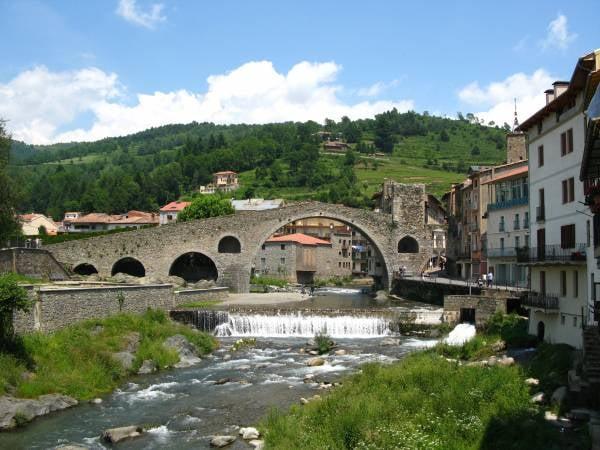 Rutas por Girona camprodon