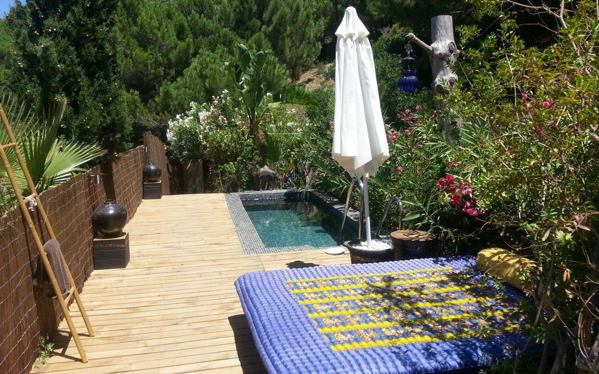maharaja hotel con piscina privada pool