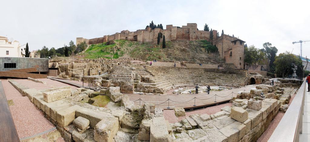 Imprescindibles malaga privincia teatro romano