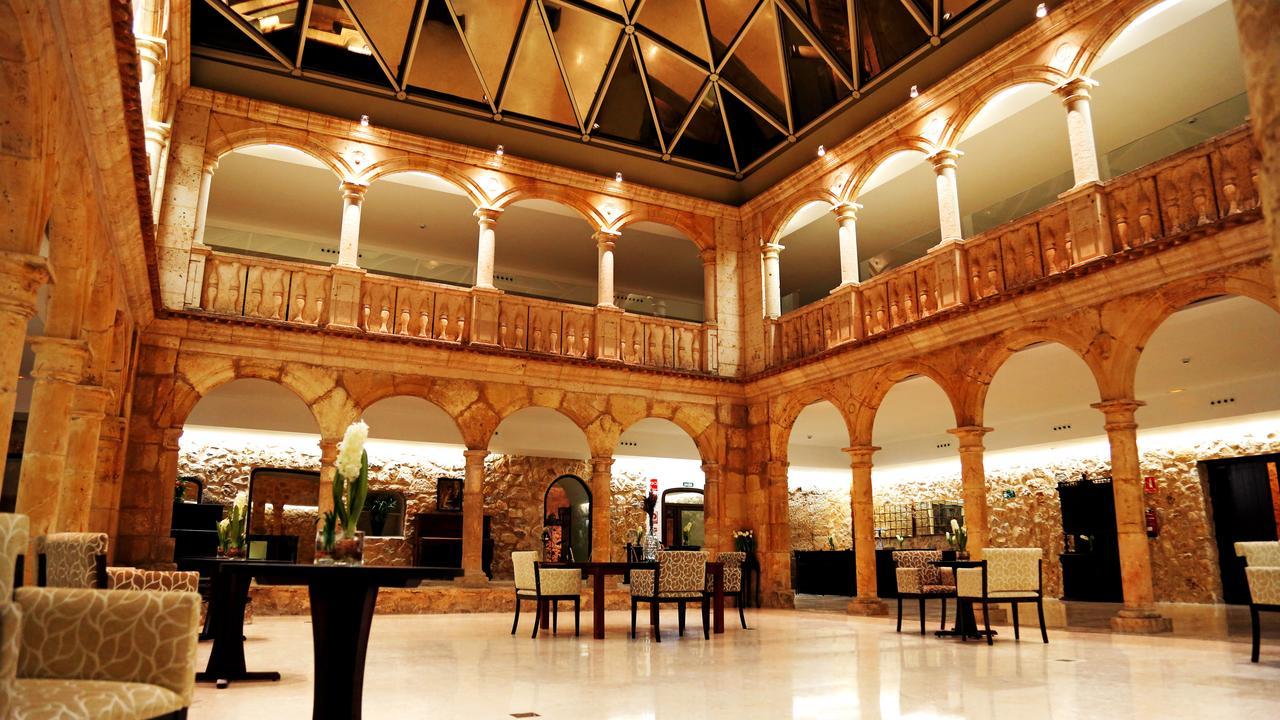 Ruta Quijote hotel belmonte palacio